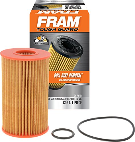 FRAM TG10295 Tough Guard Full-Flow Cartridge Oil Filter