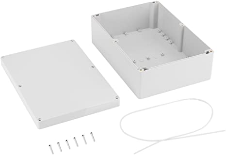 Anschlussdose IP65 Sicherheitsnetzteilgehäuse Wasserdichtes Gehäuse 200 X 120 X