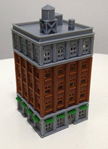 Outland Models Train Railroad City Classic Tall Building for sale  Delivered anywhere in USA