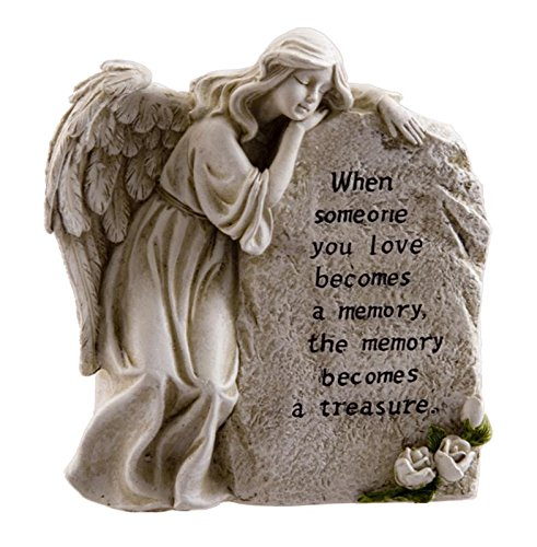 Angel Statue to Express Sympathy for Funeral Or Memorial Comfort The Grieving for Loss of A Loved One