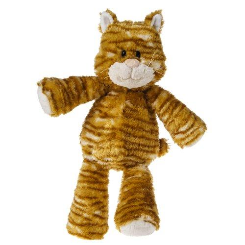 Mary Meyer Marshmallow Zoo Tabby Cat Soft Toy, 13-Plush