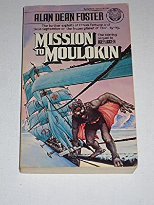book cover of Mission to Moulokin