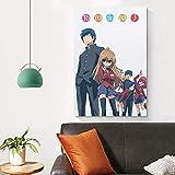 IKJHG Toradora Poster Anime Poster Decorative