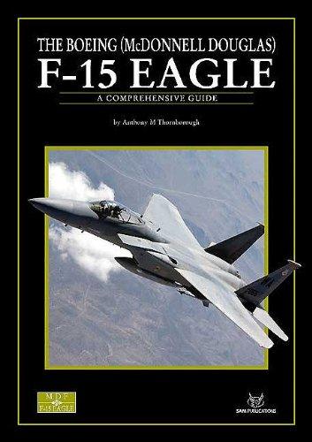 Boeing (MD) F-15 Eagle (Modellers Datafile) A. M. Thornborough