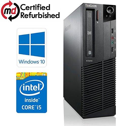 Lenovo ThinkCentre M91p Small Form Business Desktop Computer