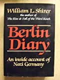 Berlin Diary, Outlet Book Company Staff and Random House Value Publishing Staff, 0517446359