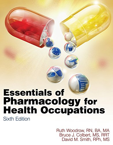 Essentials of Pharmacology for Health Occupations (Book Only)