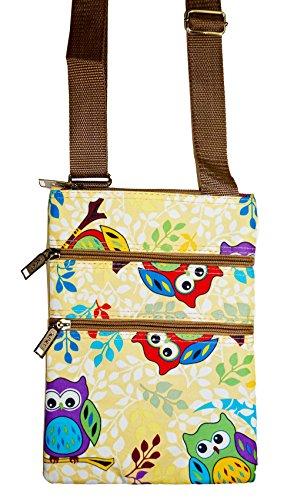 Owl Crossbody J Bag Garden J Garden WOqtwnxYH8