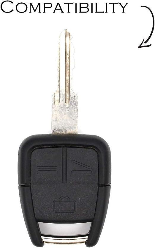 Schlüssel Hülle Og Für 3 Tasten Auto Schlüssel Silikon Elektronik