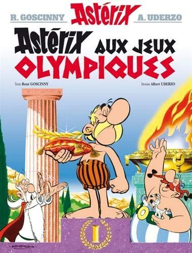Astérix Tome 12   Astérix Aux Jeux Olympiques  Asterix Band 12