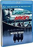 Pack: Argo + Mystic River (Blu-Ray) (Import Movie) (European Format - Zone B2) (2014) Ben Affleck; Byan Cranst