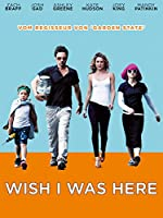 Filmcover Wish I Was Here