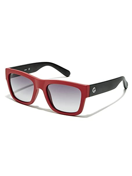 Guess GG2106 Gafas de sol, Rojo (red, black), 52 Unisex ...