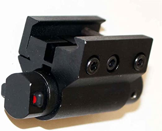 Trinity Weaver Mounted RED dot Sight for CZ P-07 Picatinny Mount Adapter Aluminum Black Class IIIA 635nM Less Than 5mW