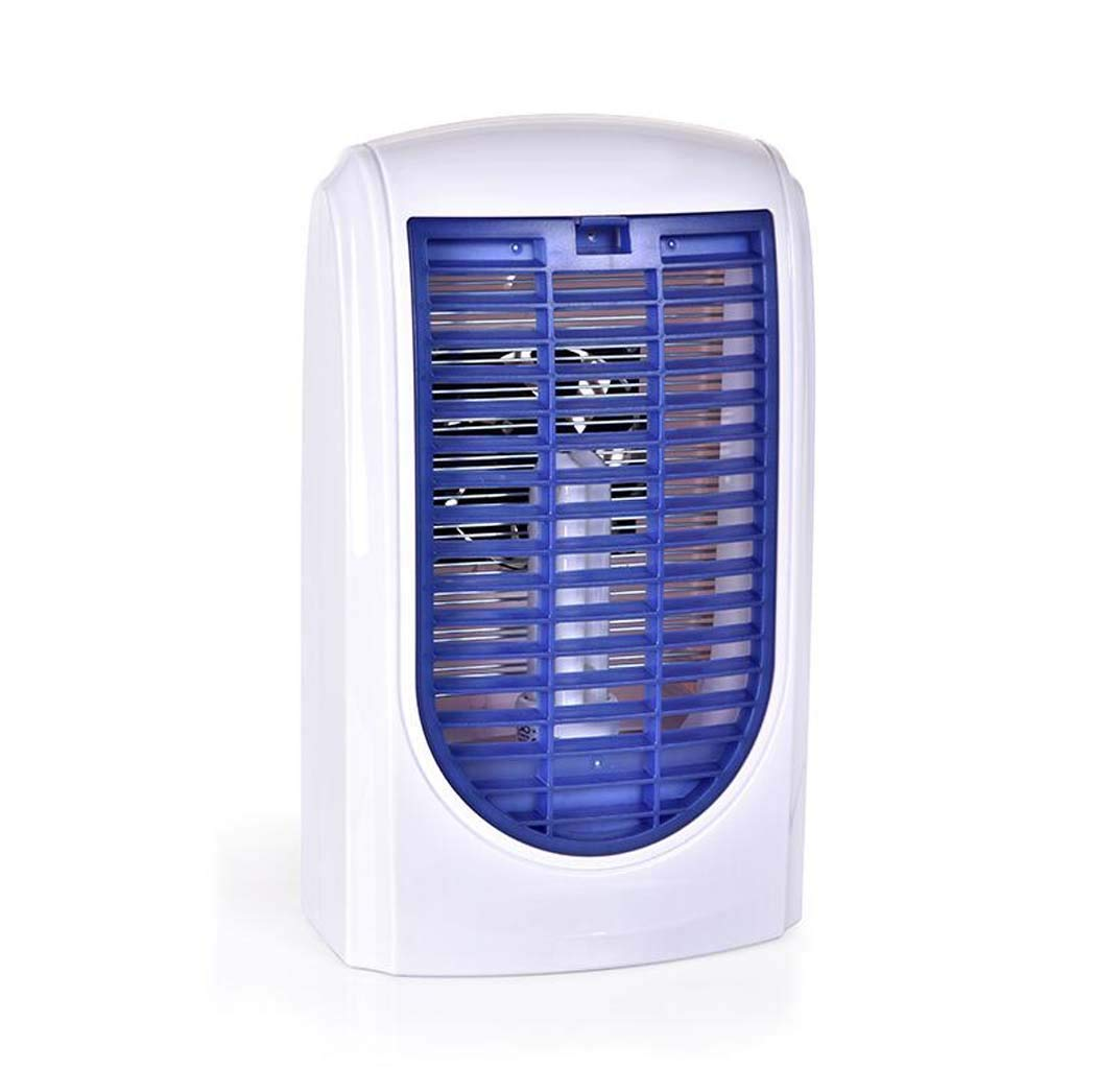 Electronic Mosquito Killer Lamp Indoor,LED Bug Zapper Ultrapurple UV,Detachable for Home Use,13W