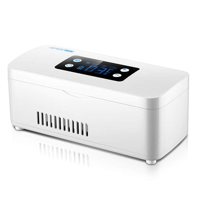 Refrigerador De Insulina Coche Portátil Mini Refrigerador ...