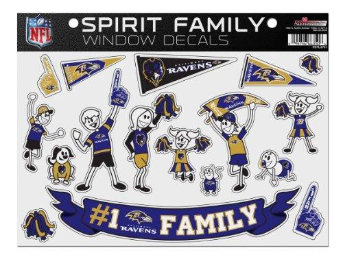 Spirit Family Window Decals ()