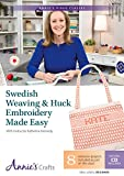 Swedish Weaving & Huck Embroidery Made Easy DVD