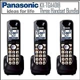 Panasonic KX-TGA401B KXTGA401B KX TGA401B DECT 6.0 KX-TG4000 Ser