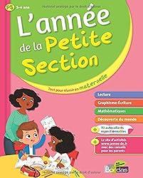 ANNEE DE MATERNELLE PS