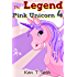 "Kids Fantasy Books: ""The Legend of The Pink Unicorn 4 "" (Bedtime Stories for Kids, Unicorn dream book, Bedtime Stories for Kids)"