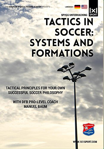 Tactics in soccer: Systems and formations - With DFB pro-level coach Manuel Baum (Diamond Football Formation compare prices)