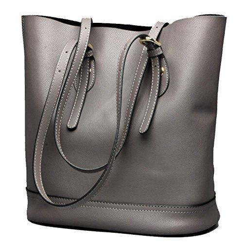 Rencontres Sauvage Shopping Sac Sac Une Gray Femme Mode AJLBT Main Casual Simple Sac Seau à Pour à épaule aq6dwB