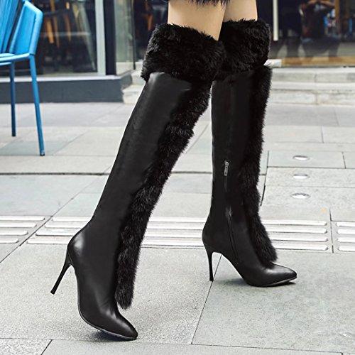 AIYOUMEI AIYOUMEI Women's Boot Women's Classic Black Classic Boot xxf6P7