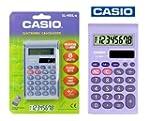 (CASIO) Electronic Calculator (SL-460L)