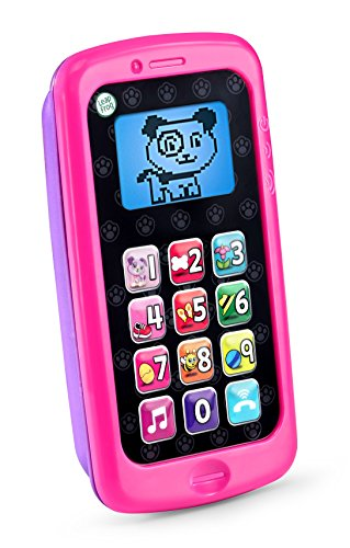 51wgGvazi5L - LeapFrog Chat And Count Smart Phone, Violet
