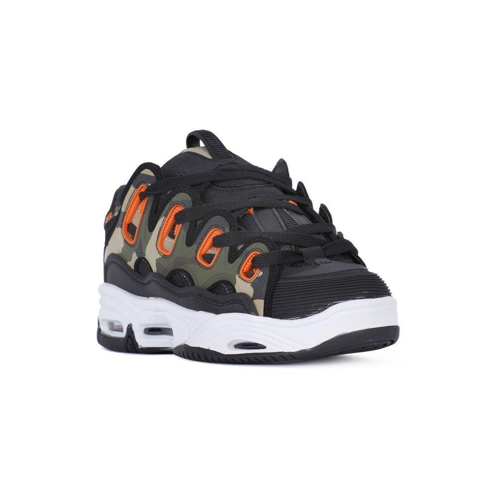 EuBlk Ora Shoes itE Osiris D343 Scarpe CamoAmazon Borse kPZuXiO