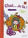 Chut... Je lis ! - Méthode de lecture CP - Cahier 1 élève - Ed. 2014 par Vinot