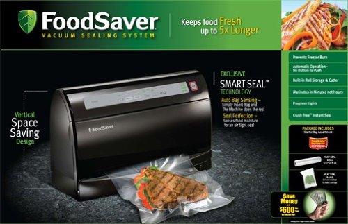 Foodsaver V3460 Review Vacuumsealerdigest Com