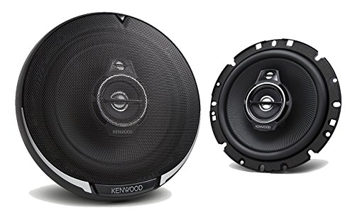 "2) New Kenwood KFC-1795PS 6.75"" 330 Watt 3-Way Car Audio Coaxial Speakers Stereo"