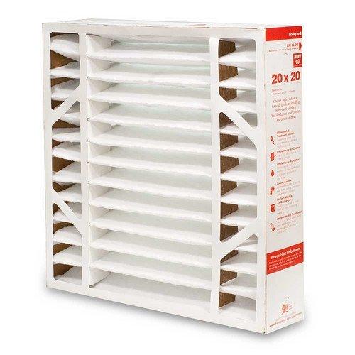 [해외]하니웰 FC100A1011 20 x 20 x 5 인치 교체 매체 공기로 필터 - MERV 10/Honeywell FC100A1011 20 x 20 x 5 inch replacement media air furnace filter - MERV 10