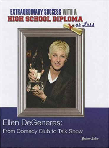 Ellen degeneres success