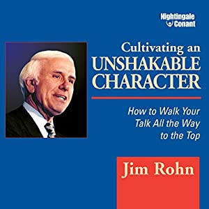 Cultivating an Unshakable Character Speech