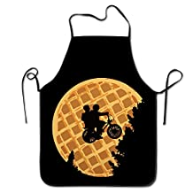 Women's Apron - Stranger Things Kitchen And Cooking Apron, Durable Stripe For Cooking, Grill And Baking