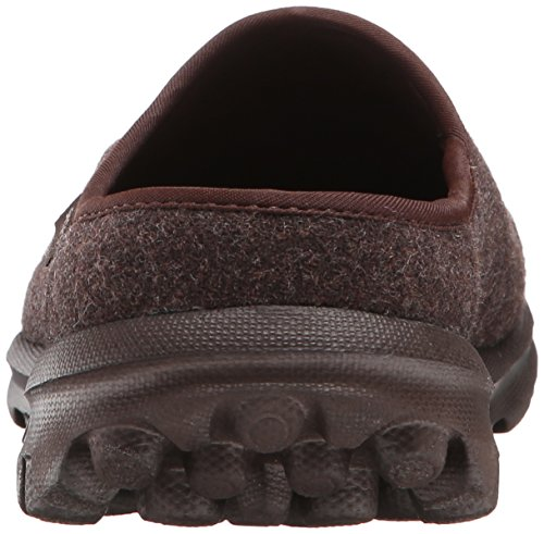 Skechers Rendimiento Go Walk Patch mula Chocolate