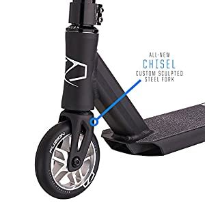 Fuzion Z250 Pro Scooters - Trick Scooter - Intermediate and Beginner Stunt Scooters for Kids 8 Years and Up, Teens and Adults – Durable, Smooth, Freestyle Kick Scooter for Boys and Girls from Nextsport