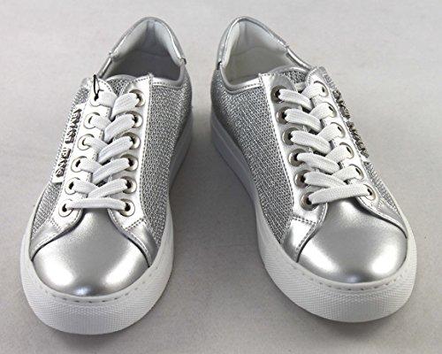9252087p597 Armani plata Zapatillas Mujer para Rn8W8O6Y