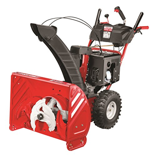 Cheap Troy-Bilt Vortex 2690 357cc Electric Start Three-Stage Gas Snow Thrower