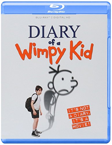 Blu-ray : Diary of a Wimpy Kid (Repackaged, Widescreen, Pan & Scan)