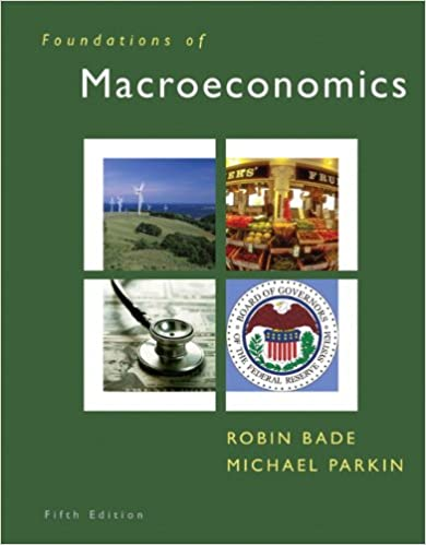 Foundations of macroeconomics 5th edition robin bade michael foundations of macroeconomics 5th edition 5th edition fandeluxe Choice Image