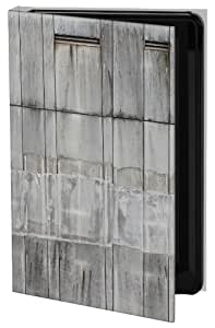Keka Michelle Manolov Concrete Intentions - Funda de diseño (rígida, tipo libro) para Samsung Galaxy S3, diseño de barras de hormigón