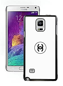Fashion And Durable Samsung Galaxy Note 4 Case Designed With Chanel 31 Black Phone Case For Samsung Note 4 Cover