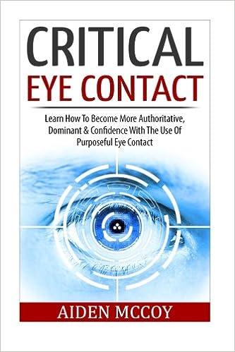dominant eye contact