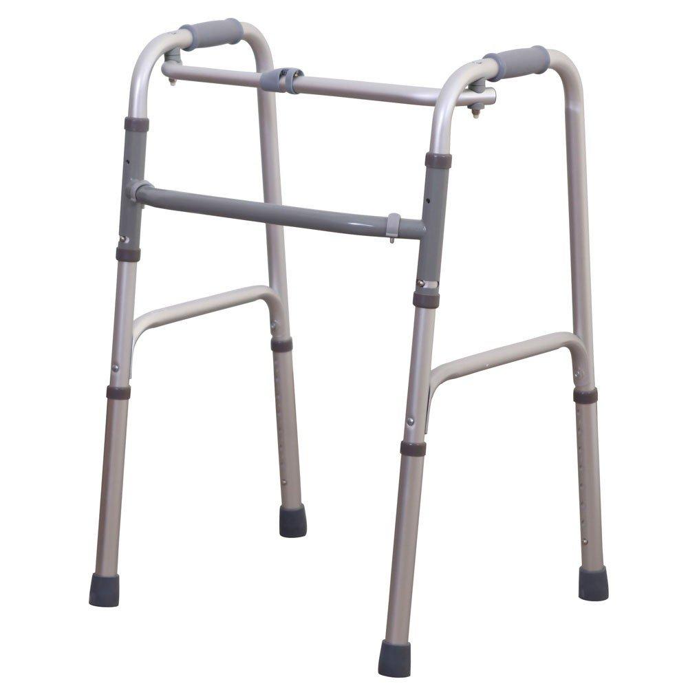 Andador para personas mayores plegable 3 en 1: Amazon.es: Salud y ...