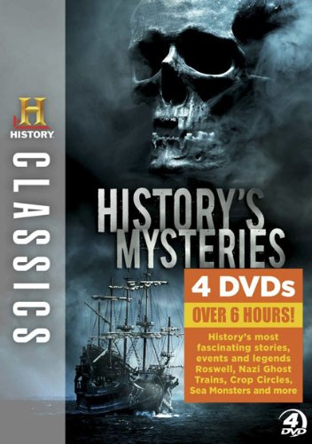 History Classics: History's Mysteries [DVD] by A&E Home Video