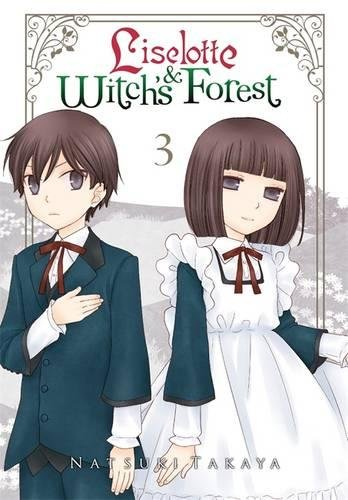 Liselotte & Witch's Forest, Vol. 3 (Liselotte in Witch's Forest)